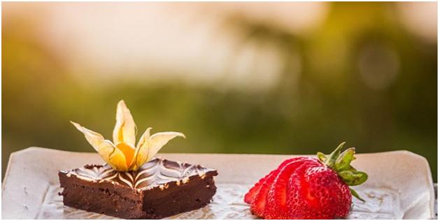 Chocolate Coconut Ganache