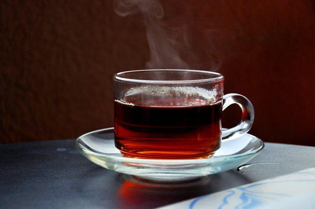 Drink Tea Black!