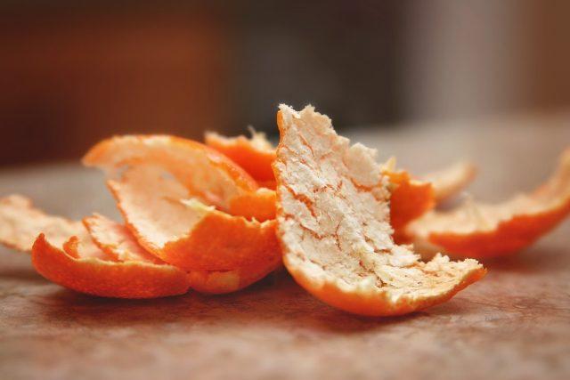 Citrus Peel Excellent!