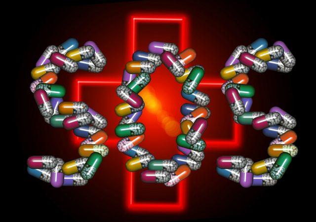 Antibiotics Death Disaster Reality