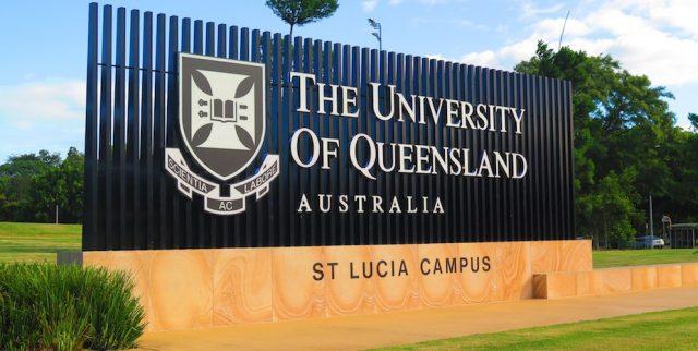 University of Queensland - Australian Alzheimer's Breakthrough
