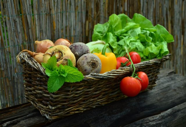 Longevity with Vegetables
