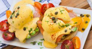 Eggs...Non Dairy Recipe!