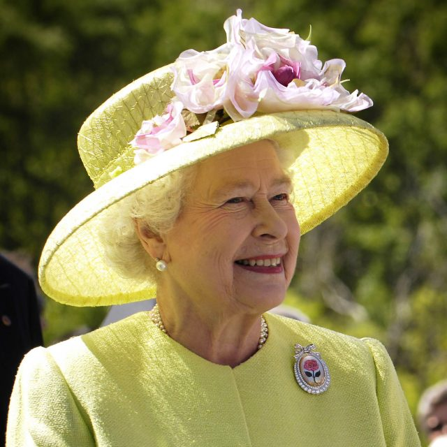 Queen Elizabeth Sapphire Health