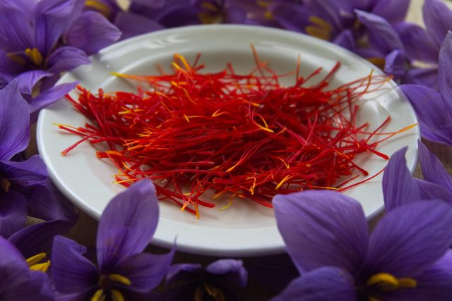 Saffron Fights Alzheimer's!