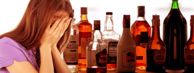 Alcohol & Alzheimer's Amyloid