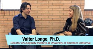 Dr. Valter Longo Revisited!