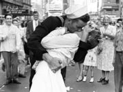 Legendary Life V-J Day 'Kiss'. Sailor Dies 95.
