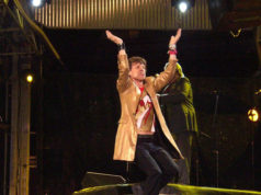 Sensational Mick Jagger Supercharged Health!