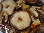 Irresistible Hot & Sour Shiitake Mushroom Soup!