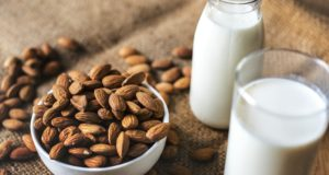 Mouth-watering Almond Milk Obvious Dairy Spoiler?