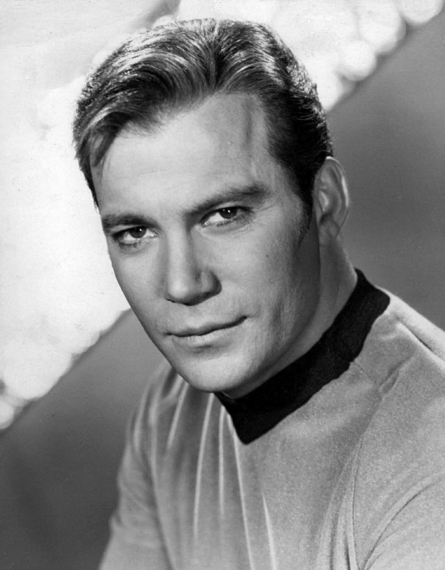 Sensational Star Trek Shatner Gets Stem Cell Supercharge!