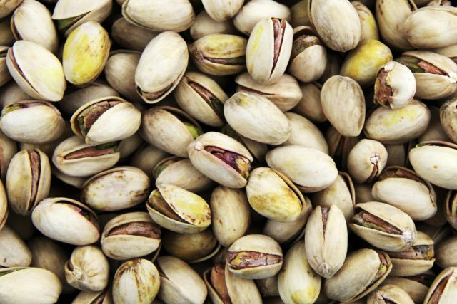 Unique Pistachio Nuts Work Magic?
