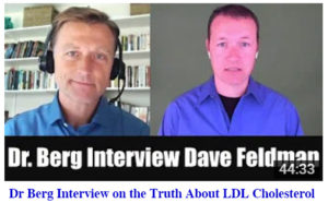 Dr Berg Interview of Dave Feldman on the Truth About LDL Cholesterol