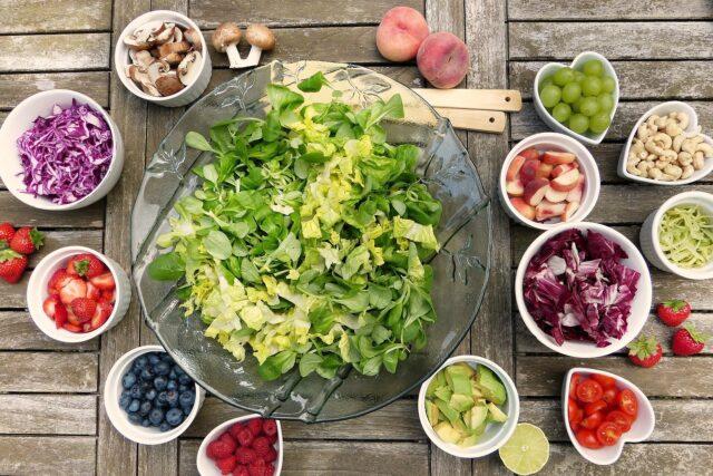 Vegan Means Health & Longevity