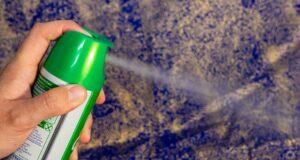 Menacing Corona Virus & Disinfecting Sprays