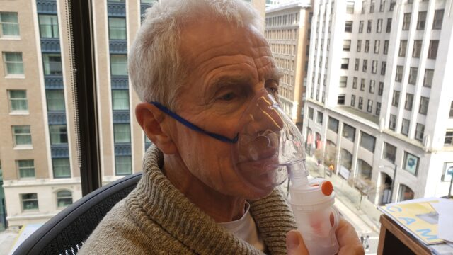 Covid! Fast Nebulizer Treatment Health Miracle?