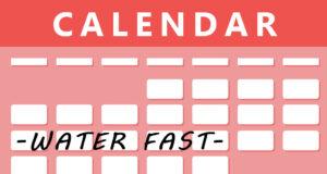 'Master' Fasting, Personal Strategy Hopefully Inspiring!