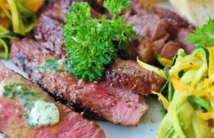 Our Meat Diet Over Eons, & Niacin Protects Covid